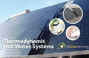 Thermodynamic Hot Water Systems