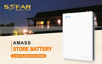Sofar Solar AMASS Store Battery